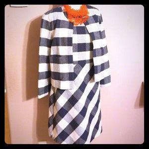New Gingham Shealth Dress